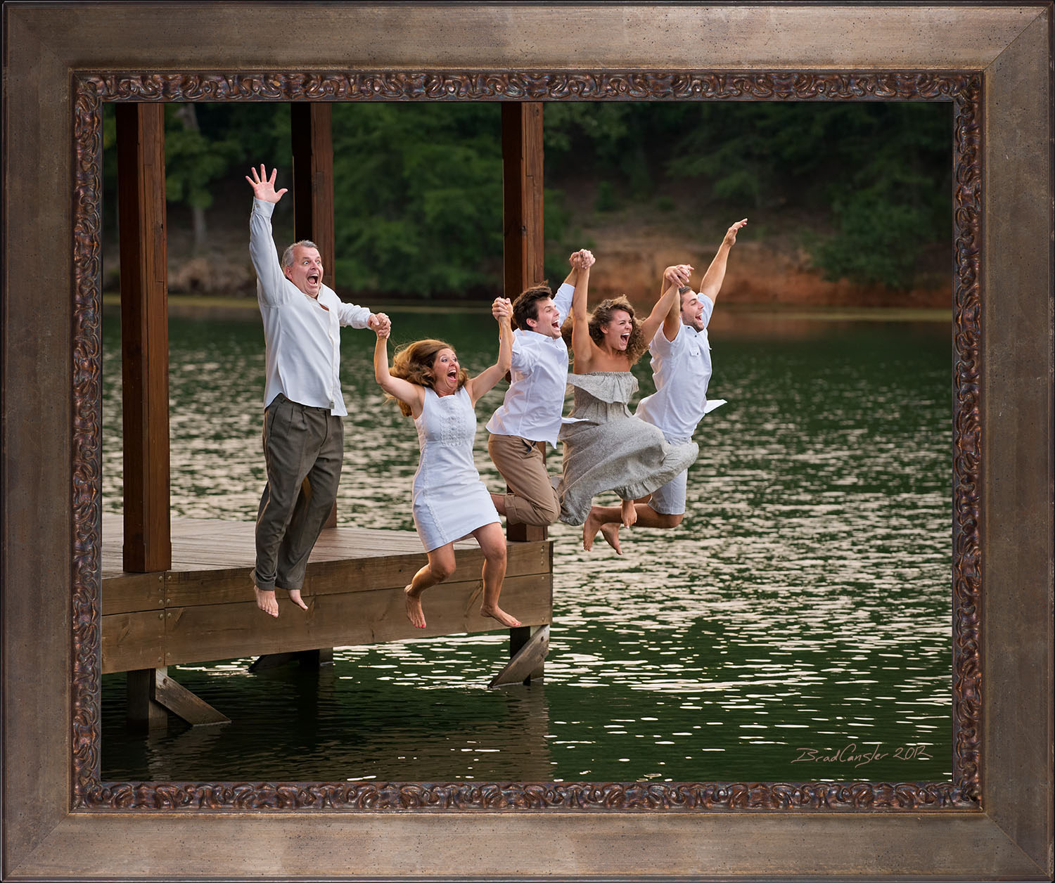fun family photography